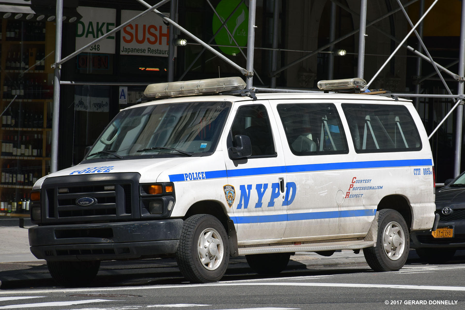 Ford E-Series Police New York